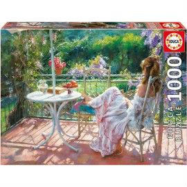 among-wisterias-vicente-romero-educa-puzzle-1000-pc